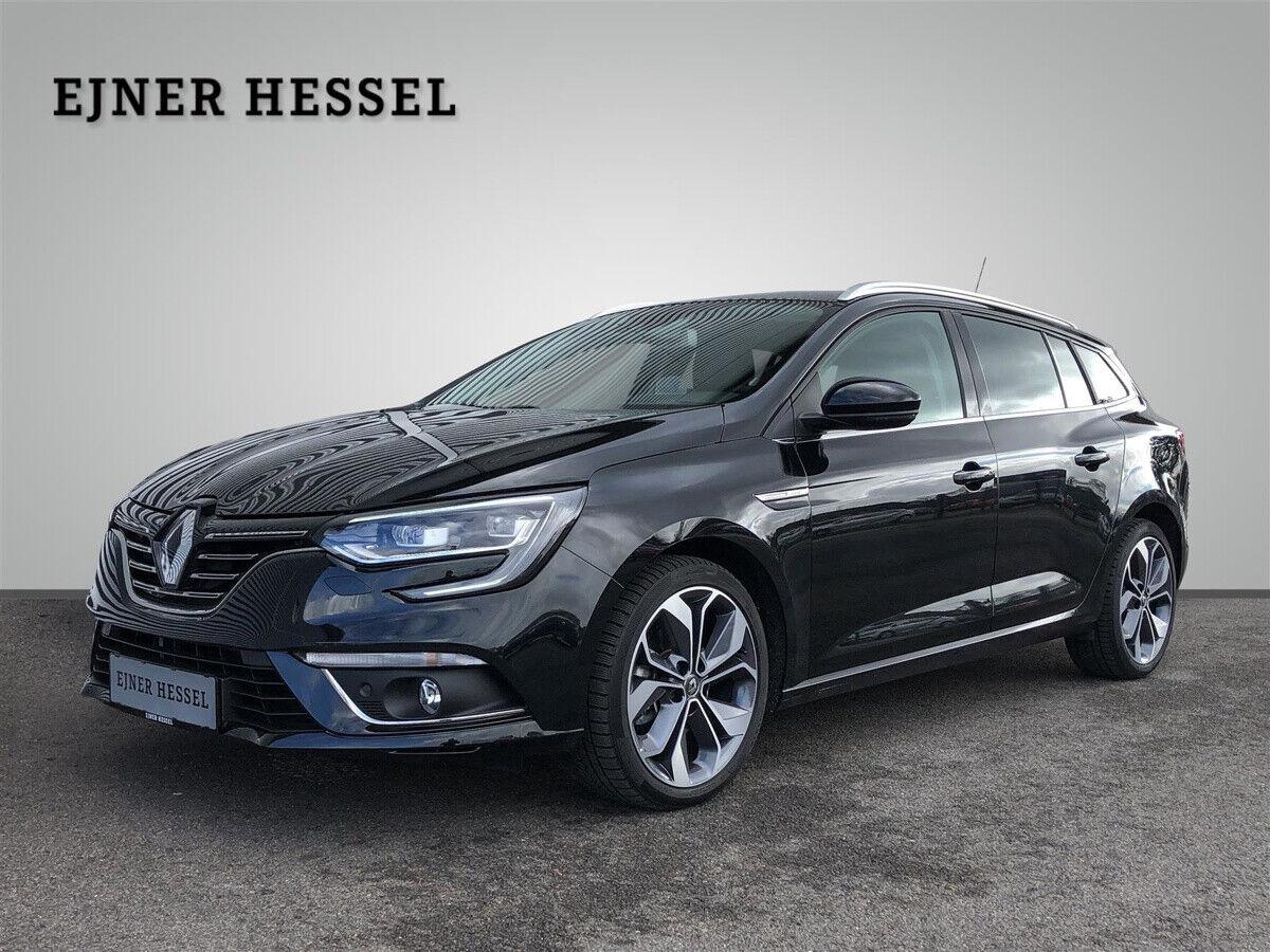 Renault Megane IV 1,3 TCe 160 Bose Edition Sport Tourer EDC 5d - 289.900 kr.