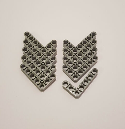 10x Lego Technic NEU Liftarm 3 x 5 L Form hellgrau 32526 Technic 4211713 NEU