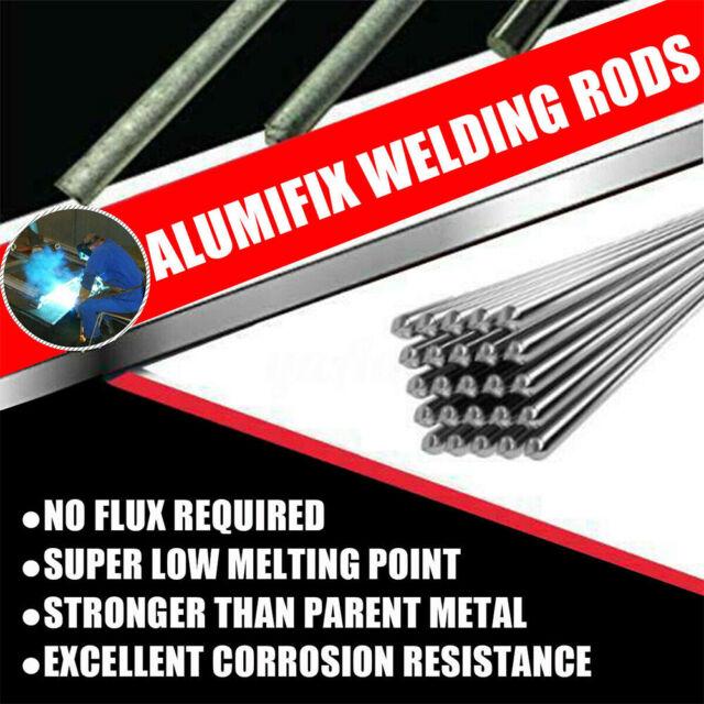50Pcs Super Melt Flux Cored Aluminum Easy Solution Welding Rods High Quality