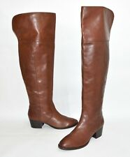5ee250daa2b item 4 New Frye Clara Over the Knee Boot Cognac EXT Wide Calf Leather  3475371 Size 8.5 -New Frye Clara Over the Knee Boot Cognac EXT Wide Calf  Leather ...