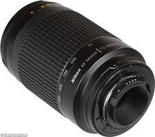 Nikon AF Zoom-Nikkor 70 - 300 mm f/4-5.6G Lens  (Black, High Power Zoom Lens)