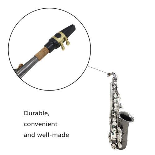 Tenor Saxophonblätter Saxophone Reeds Schilf Musikinstrument Schwarz