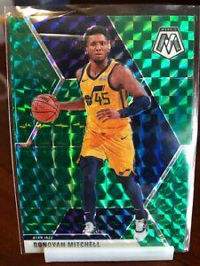 19-20-Panini-Mosaic-Basketball-Green-Prizm-You-Pick-12-Free-Shipping-NBA