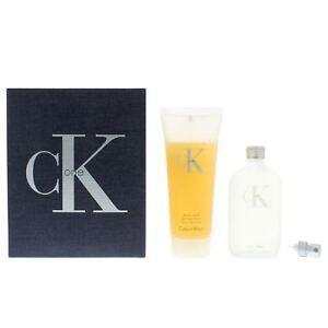 Calvin Klein CK One Eau de Toilette 50ml   Body Wash 100ml Gift Set ... 6d4e100a4a