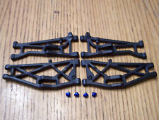 TRA5531G Front Left//Right Suspension Arms Traxxas 5531G Exo-Carbon