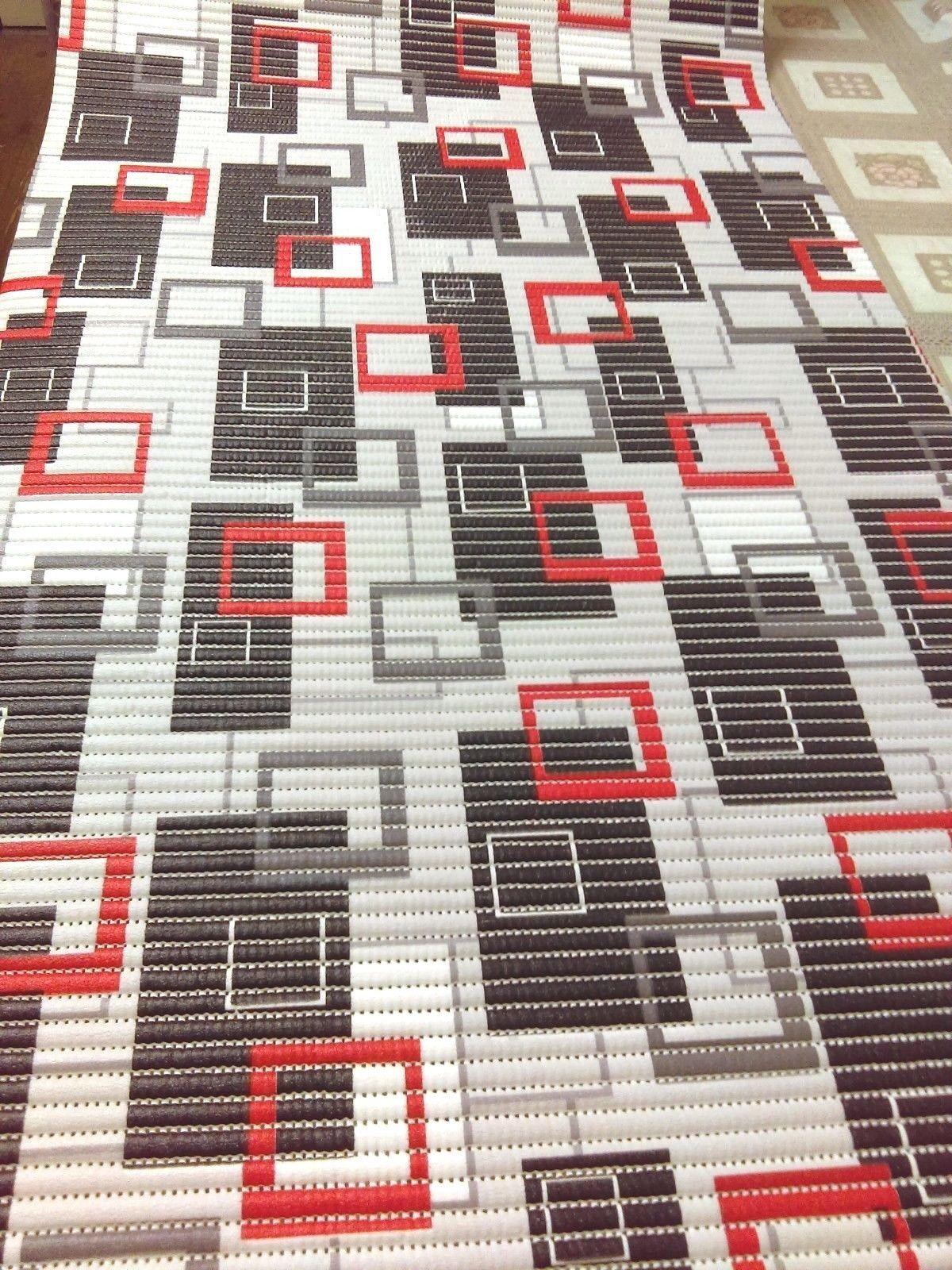 Flexi MAT pavimento antiscivolo-Multi design ideale per bagno & & & carvans 5c3ac8