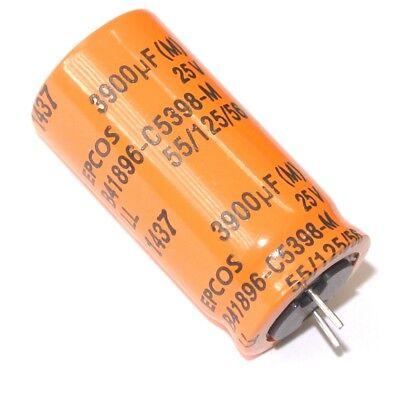 1pcs 3300uF 63V 105/' Low ESR Long LIFE 30x40 Snap-In EPCOS B41505-A8338-M ...