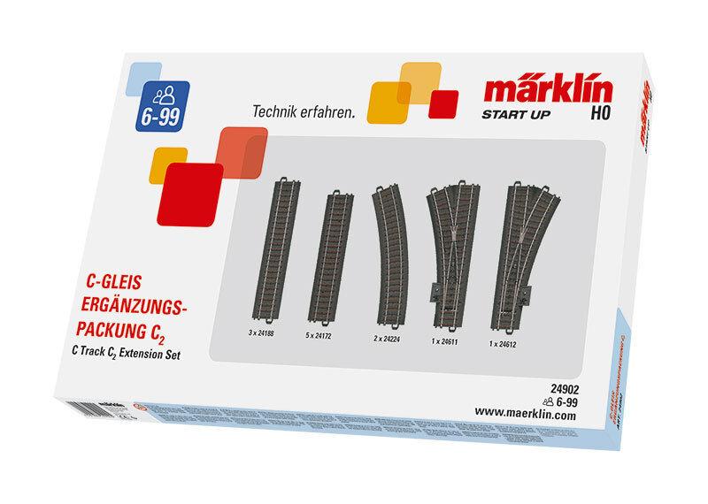 Märklin 24902 gleisset C 2 Artículo nuevo