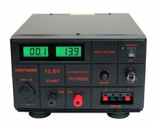 Tekpower Tp1830sb Dc Adjustable Dc Power Supply 15 15v 30a With Digital Display