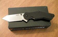 ZERO TOLERANCE New 0700 Plain Edge S30V Blade G-10 Tactical Folder Knife/Knives
