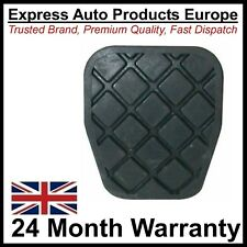 Audi 8E2 064 205 Pedal caps Set with footrest for A4 Right-Hand-Drive with Manual Gearbox