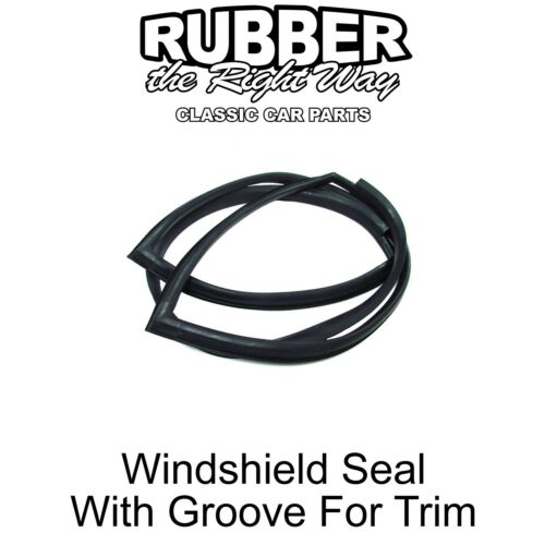 Details about  /1964-1968 AMC American Windshield Seal NO Groove For Trim