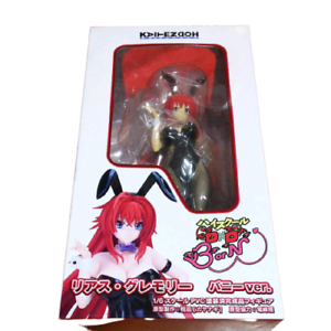 Kaitendo High School DxD Rias Gremory Bunny ver 1/6 PVC Figure From Japan NEW