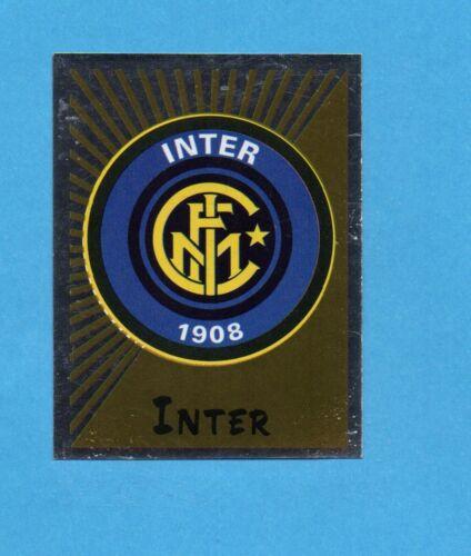 NEW SCUDETTO//BADGE INTER Figurina n.151 PANINI CALCIATORI 2002-03