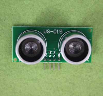 1PCS US-015 Ultrasonic Module Distance Measuring Transducer Sensor DC 5V
