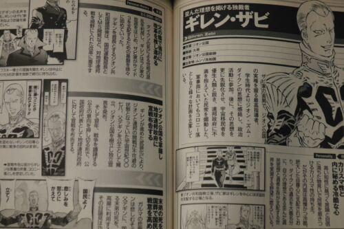 The Origin Official Guide Book 2 JAPAN Mobile Suit Gundam