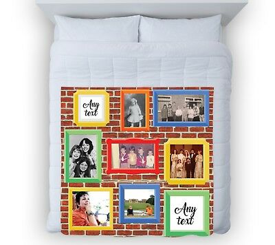 Mink Flannel Fleece Blanket Soft Plush Warm Bed Sofa Blanket 70*50cm Throw V3O2