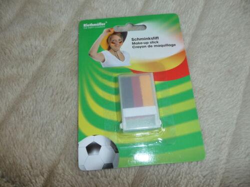 *Fan Schminkstift Deutschland Fußball