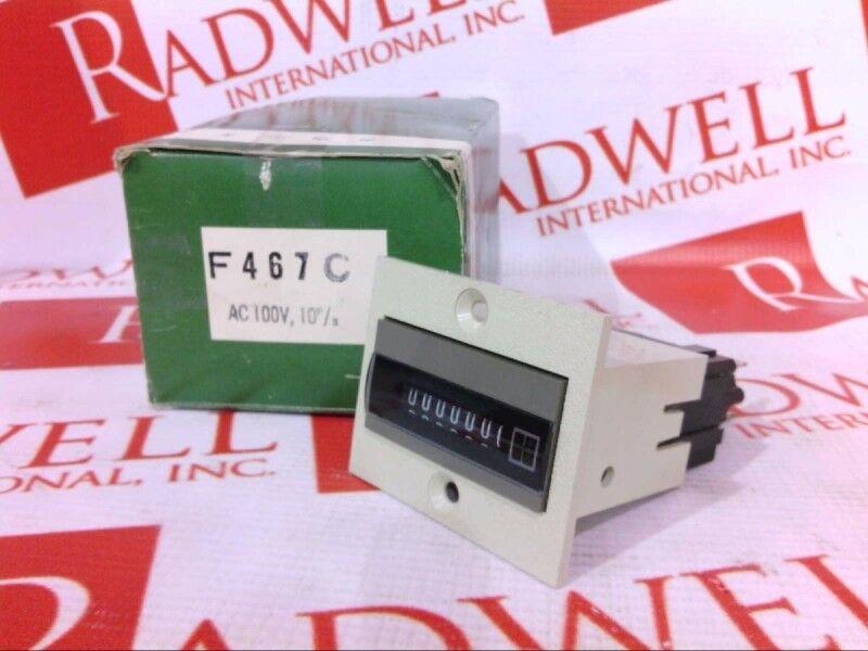 DANAHER CONTROLS F467C   F467C (NEW IN BOX)