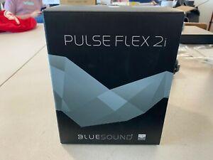 NEW BLUESOUND PULSE FLEX 2i ULTRACOMPACT STREAMING MUSIC SPEAKER