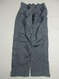 REI SIZE M(34) MENS BLACK ATHLETIC NYLON WATERPROOF ...