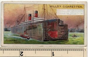 Floating-Marine-Ship-Dock-Repair-90-Y-O-Ad-Trade-Card