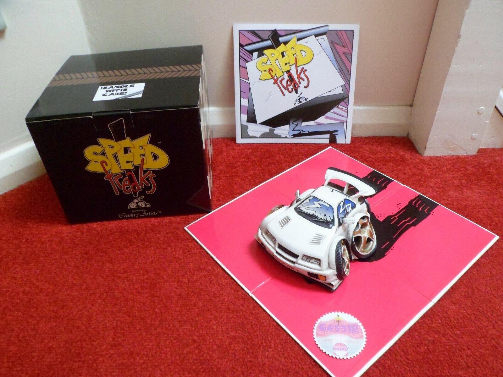 Speed FREAKS hombres 03292 Modelo Sierra Cosworth Adornos