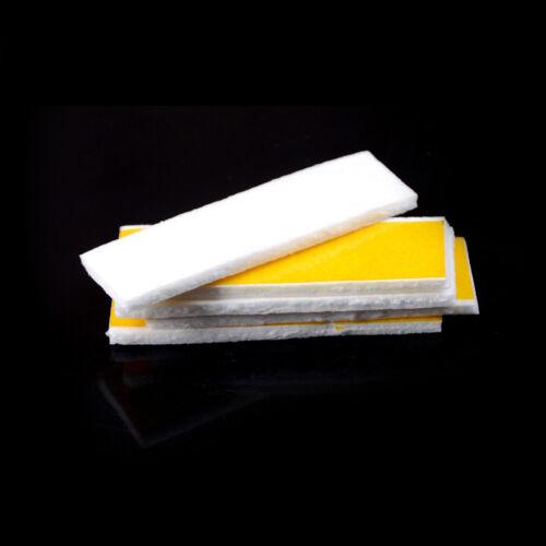 5pcs 3D Printer Heating Block Cotton Hotend Nozzle Heat Insulation 3mm ThickPVCA