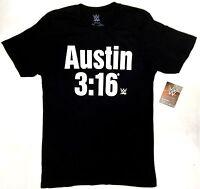 Wwe Wrestling Stone Cold Steve Austin 3:16 T-shirt Licensed & Official