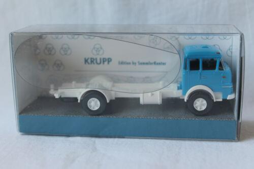 Wiking Krupp lf960 pritschenwagen-chasis ΑΙΑ 1963-serie Alfred Krupp
