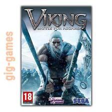 Viking: Battle for Asgard PC spiel Steam Download Link DE/EU/USA Key Code