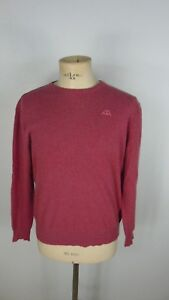 ROBE-DI-KAPPA-LANA-WOOL-Maglione-Sweater-Jumper-Pullover-Tg-M-Uomo-Man-C