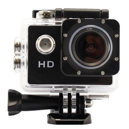 LSAPP720P Camescopes Caméra de Sport Waterproof 30M HD Camera Sportive 720P