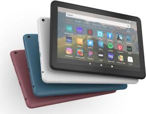 Amazon Fire HD 8 32GB WiFi 10th Gen 2020 Release 2 Day Shipping Nationwide