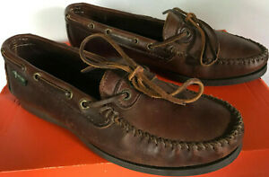 Eastland Yarmouth 595456 Tan Leather