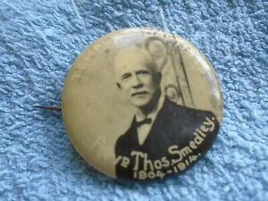1914-Temple-Street-Baptists-Pinbadge-Rev-Thomas-Smedley