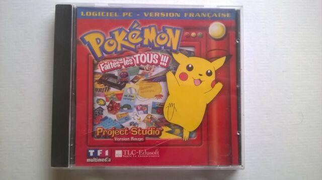 Pokémon Project Studio Version Rouge pour Windows