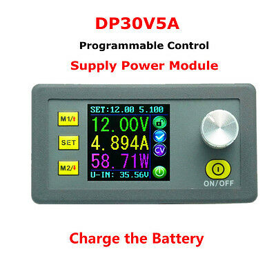 RD DP30V5A buck Power Supply LCD color display step-down voltage converter