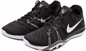a293f17a6d3f6 Nike Free TR 6 Women s Training Shoe 833413-001 Black Cool Grey ...