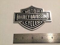 Harley Davidson Softail Sportster Gas Fuel Tank Emblem Medallion Ford F150