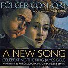 A New Song: Celebrating King James Bible (CD, Dec-2011, Bard)