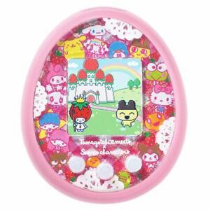 Bandai-Tamagotchi-Rencontre-Sanrio-Caracteres-Ver-Kitty-Kiki-Rara-Mon-Merody