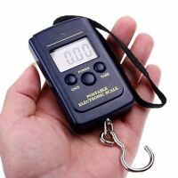 New 40kg 10g Electronic Hanging Fishing Luggage Pocket Digital Weight Scale
