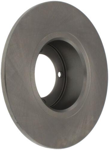Disc Brake Rotor-C-TEK Standard Preferred Front Centric 121.36000