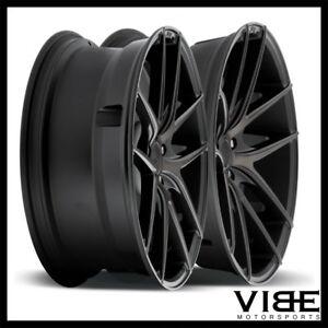 19 niche targa machined concave wheels rims fits infiniti g37 g37s image is loading 19 034 niche targa machined concave wheels rims publicscrutiny Images