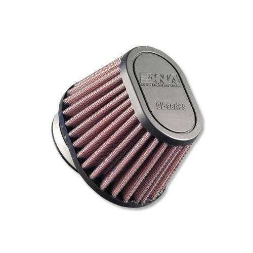 DNA Universal Luftfilter Oval Clamp Diameter 51mm 87mm PN:OV-5100 Length