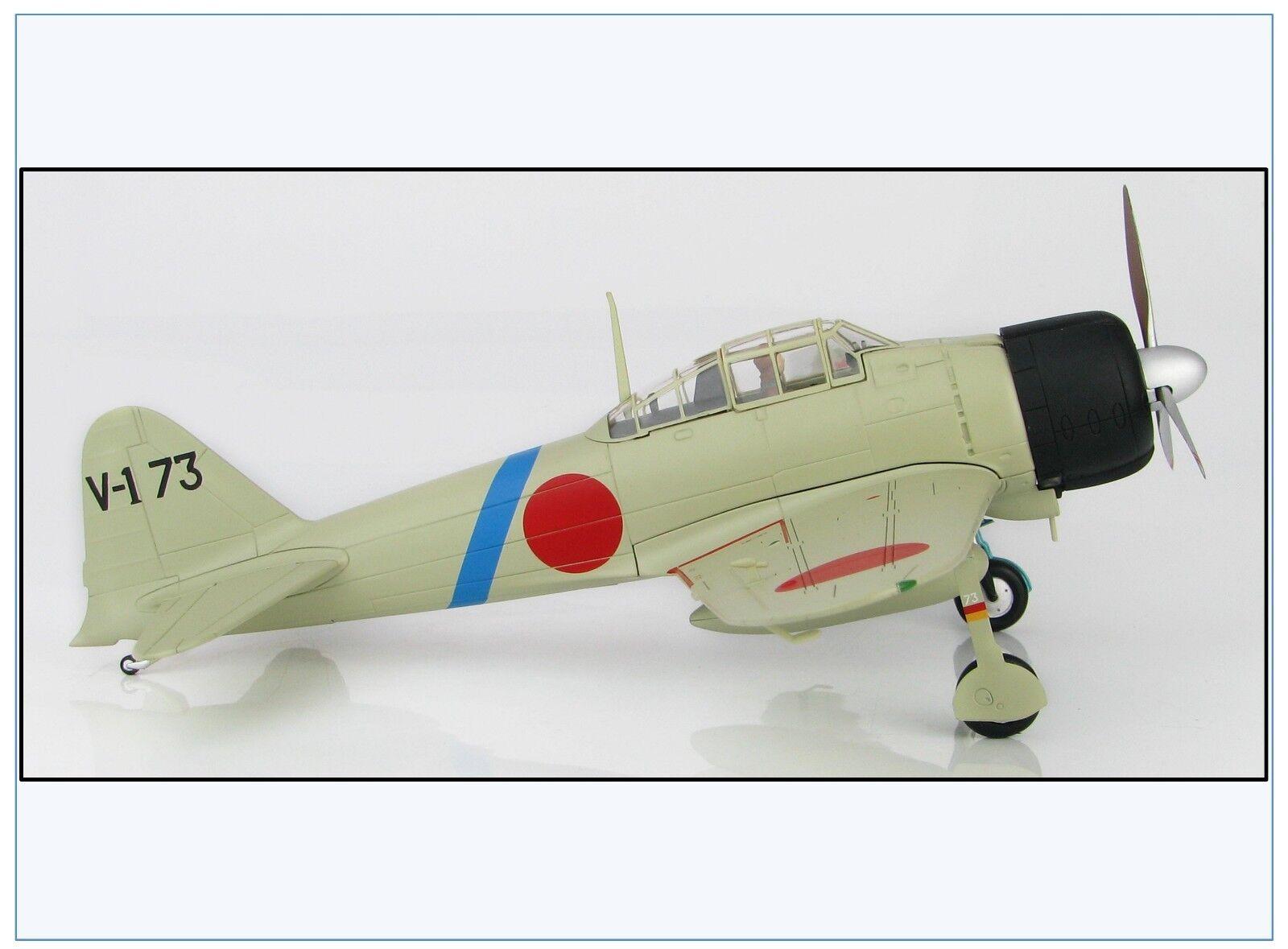 Ha8805 a6m2 sateurs Chertal, pilote  P. Sakai, Rabaul 1942, HOBBY MASTER 1 48,neu 10 2018 &