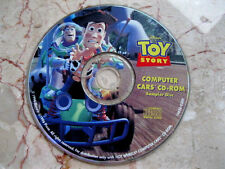 TOY STORY COMPUTER CARS CD-ROM SAMPLER DISC FOR WINDOWS PC 1996