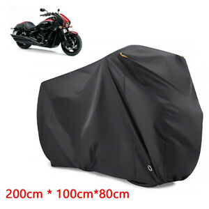 XL-Heavy-Duty-Waterproof-Motorcycle-Cover-Dustproof-Motorbike-Shelter-UK