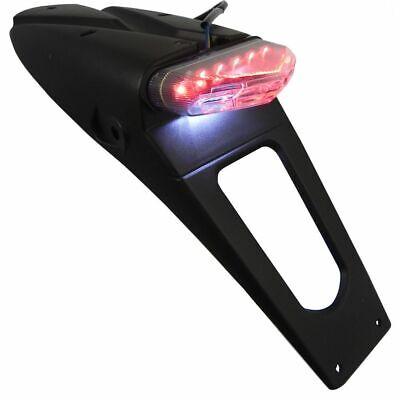 100% Wahr KotflÜgel Kennzeichen Enduro Supermotard Stopp Genehmigt Led Licht 30 Grad